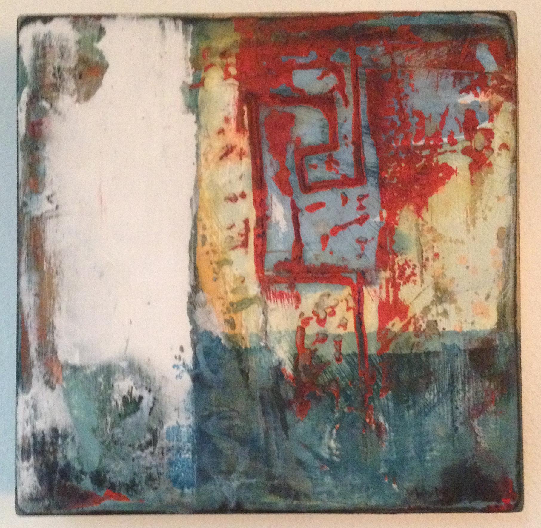 Acrylic Painting Harmonic Artworks LLC